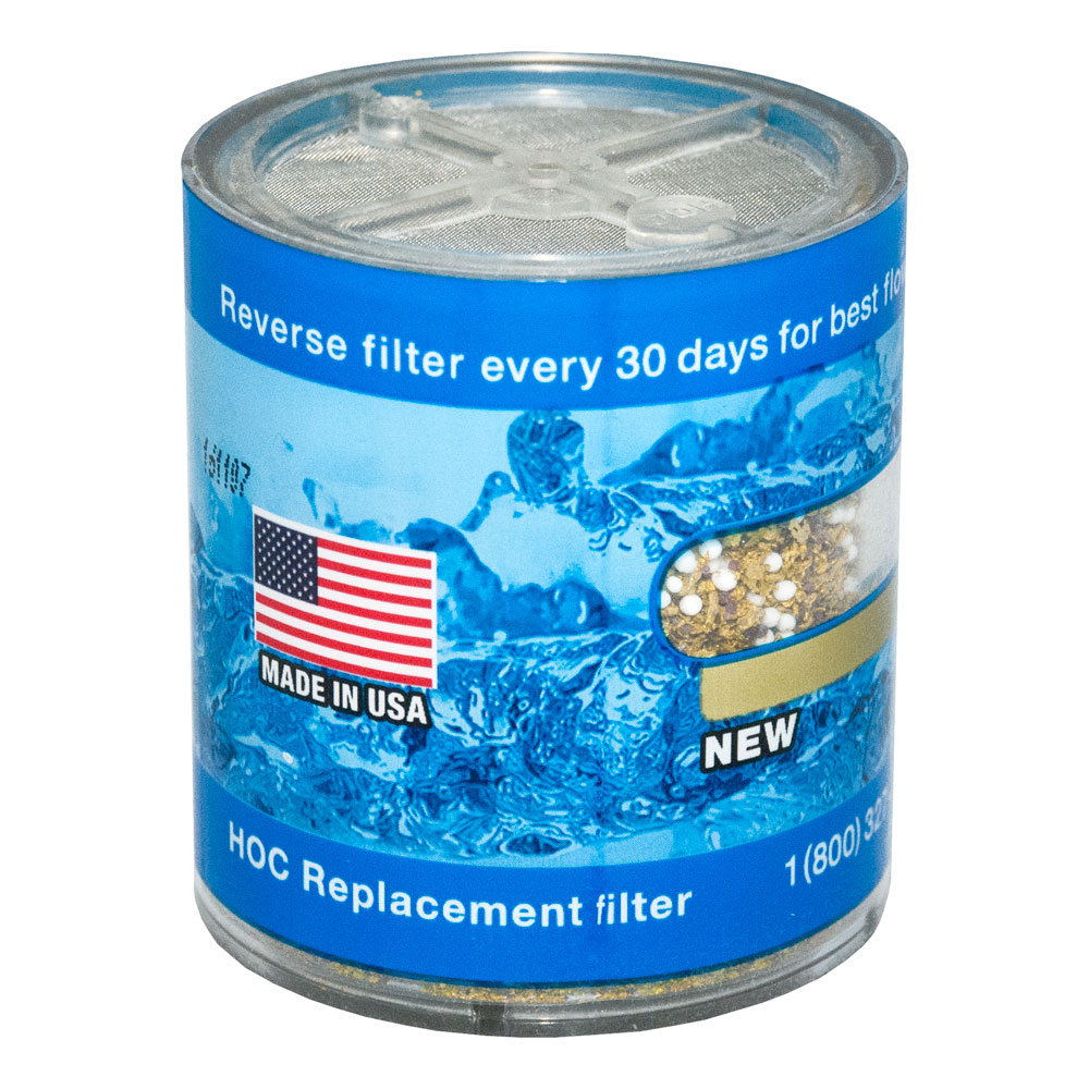 sprite shower filter instructions